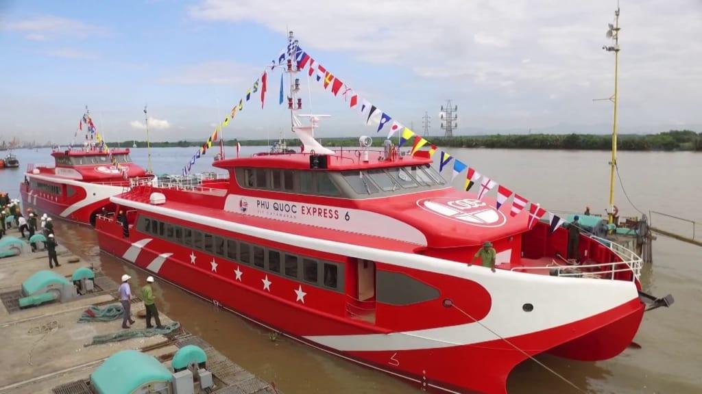 Tàu cao Tốc Phú Quốc Express
